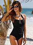 Halterneck Shaper Swimsuit