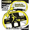 Kickmaster Quick Up Goal &amp; Target Set