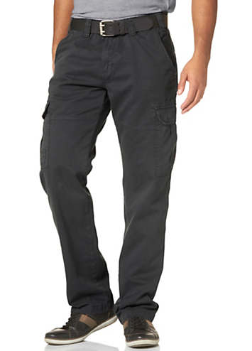 Grey Connection Cargo Trousers