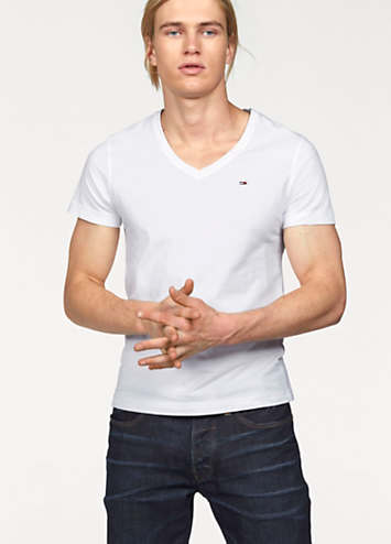 Hilfiger Denim Basic V-Neck T-Shirt