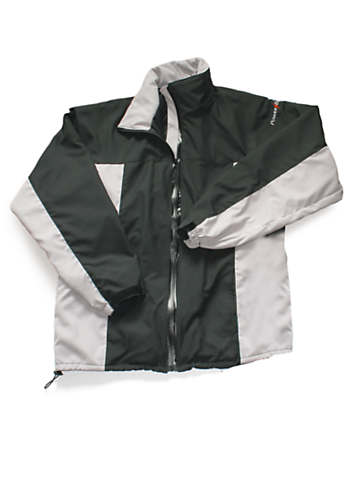 Powerbilt Ultimate Waterproof Jacket Black & Silver