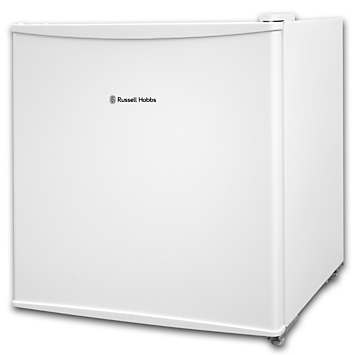 Russell hobbs white table top freezer rhttfz1 freemans for Table top freezer