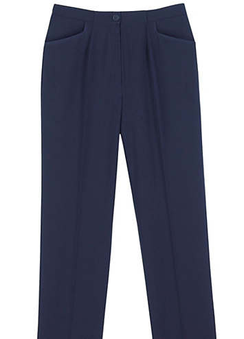 Slim Fit Trousers If you're searching for contemporary style with a classic twist, then you've got to try our must have slim fit trousers. From smart suit trousers to cotton chinos, there's a style here to take you from work to weekends in a snap.