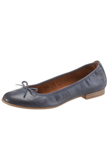tamaris ballerina shoes freemans. Black Bedroom Furniture Sets. Home Design Ideas
