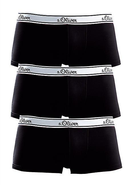 s oliver hipster boxer shorts freemans. Black Bedroom Furniture Sets. Home Design Ideas
