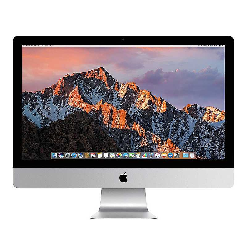 Apple iMac 27 in with Retina 5K display 3.5GHz - Silver