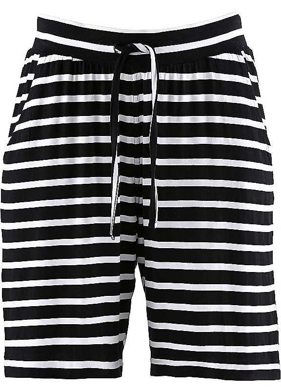Breton Stripe Shorts