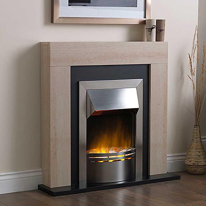 Glen Dimplex Marbello Electric Fire Suite
