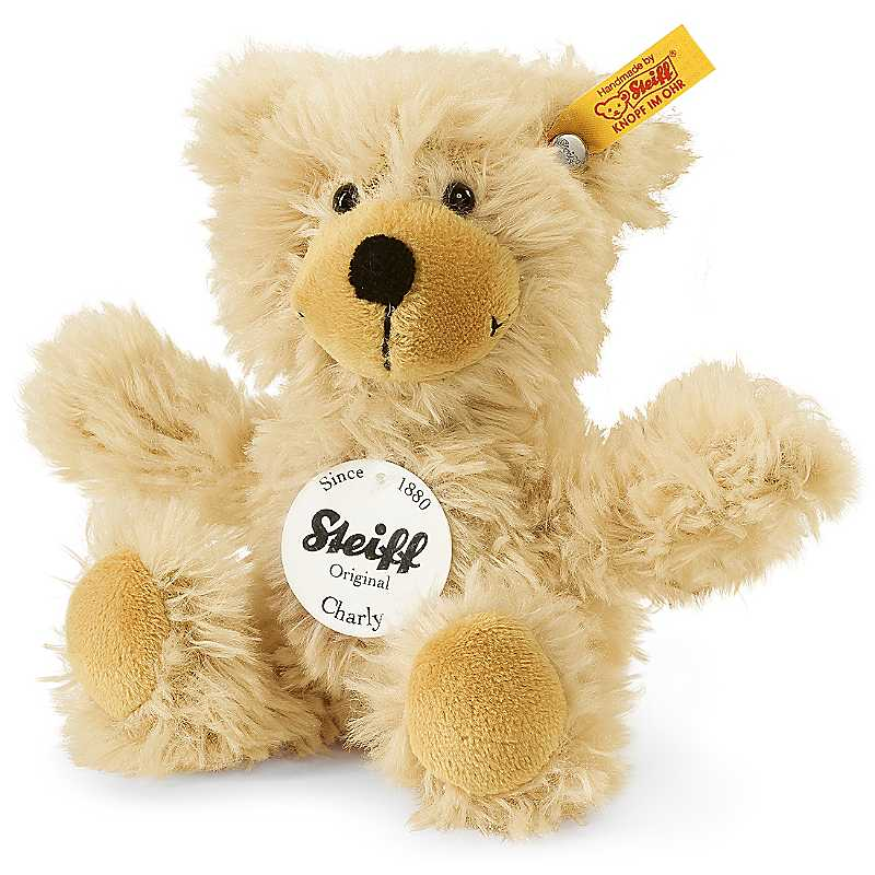 Steiff Charly 16cm Dangling Teddy Bear