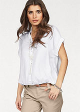 Chillytime V-Neck Blouse
