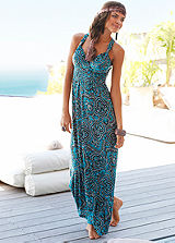 Lascana Long Beach Dress