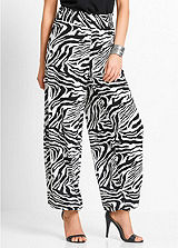 Viscose Aladdin Trousers