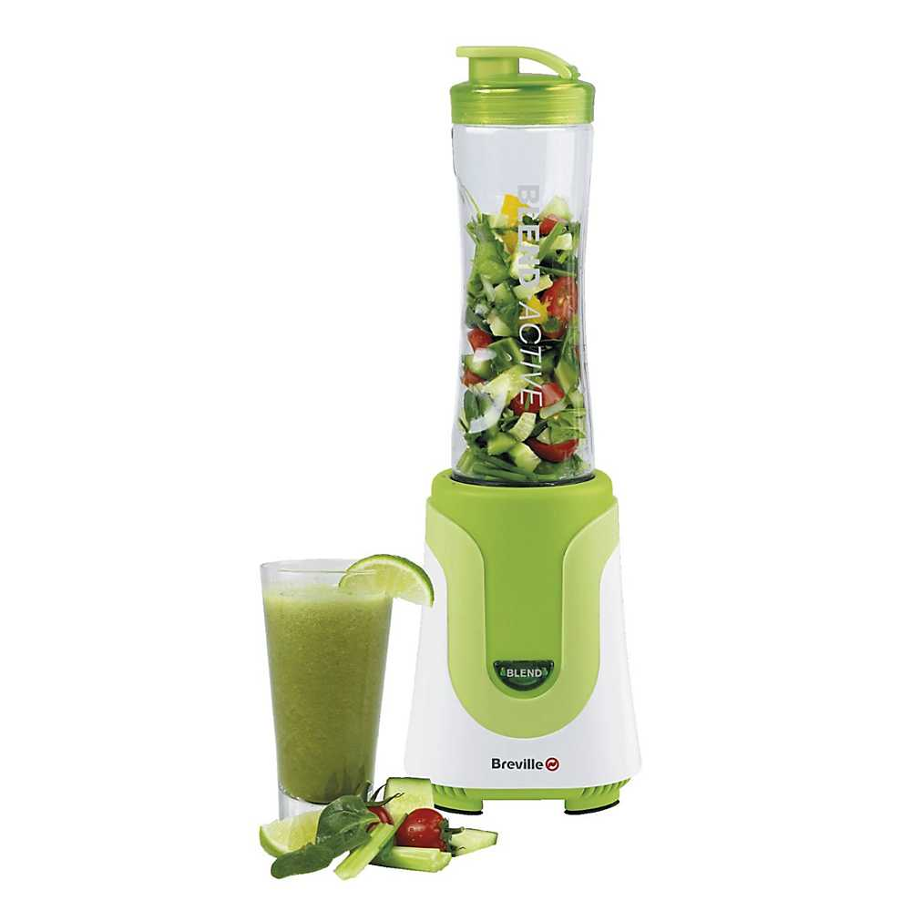 Home Breville Blend-Active™ Sports Bottle Blender