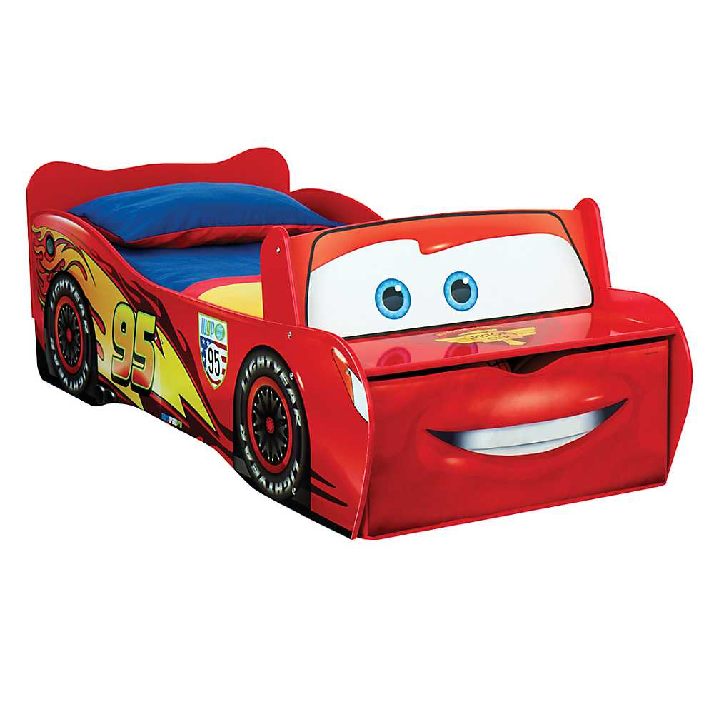 pics photos disney cars toddler bed